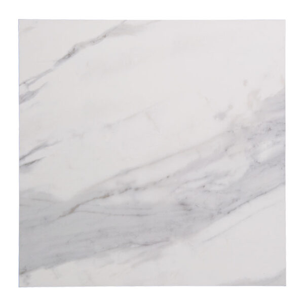 Imperial calacatta bianco är en del av färgsortimentet.