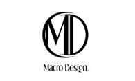 Macro Design Logga