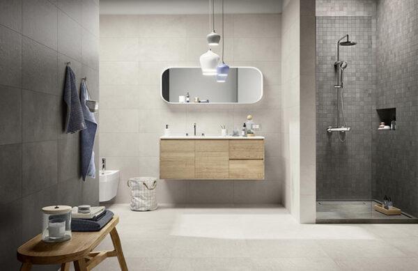 Studio är en betonginspirerad klinkerserie från Italien.